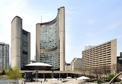 English: Toronto: New City Hall Deutsch: Toronto: Neues Rathaus