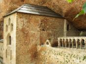 The Way of St. James (el Camino de Santiago), is the pilgrimage to the Cathedral of Santiago de Compostela where legend has it that the remains of the apostle, Saint James the Great. The route was declared the first European Cultural Route by the Council