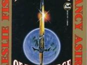 Book cover, The Sword of Knowledge (Paperback Omnibus ed.) by C. J. Cherryh, et al. (Baen Books, 1995)