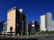 English: Chatswood, New South Wales on the Pacific Highway (Australia)