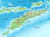 Adopted from Image:Timor.png. Names, roads, etc from Image:CIA-TimorLeste.jpg.