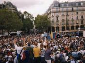 Français : Techno parade 1999