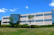 English: Unilever building, west of Sylvan Avenue, Englewood Cliffs. Category:Unilever buildings