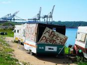 africville protest camp