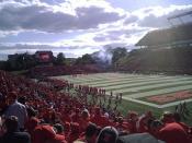 Ooh Rah. Ooh Rah. Rutgers Rah.