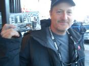Stacy Peralta holding a producer credit for The 1 Second Film