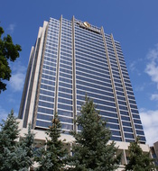 English: The Sun Life Financial Inc. Canadian headquarters in Waterloo, Ontario