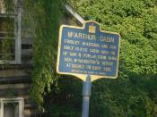 McArthur Cabin - Mumford, New York