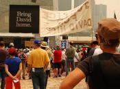 Bring David home #2 - inverted justice