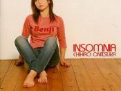 Insomnia (Chihiro Onitsuka album)