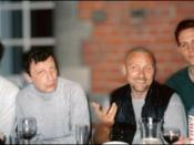 brainstorming session, Starlab, 2001