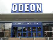 English: Odeon Cinema in Merry Hill, West Midlands