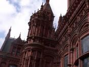 Birmingham Magistrates' Courts / Victoria Law Courts