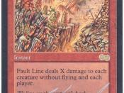 Signed Fault Line