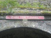 Chee Tor Tunnel, Monsal Trail, Derbyshire
