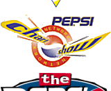 Various logos used during its time on air