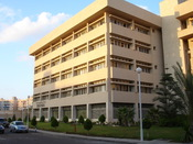 English: College of Computing and Information Technology-AAST, Alexandria.
