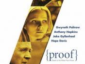 Proof (2005 film)
