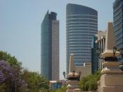 Español: Torre S.T Regis y Torre Mayor en Paseo de la Reforma, Ciudad de México.