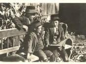 Hasidic schoolchildren in Łódź, circa 1910s.