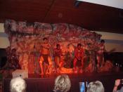 Tjapukai Dance