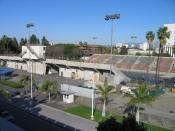 Football & Basketball Facilities Santa Ana Downtown Stadium