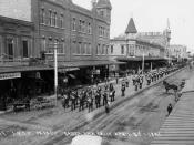 Santa Ana in 1891