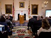 Governor Unveils Operating and Capital Budget