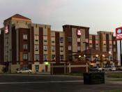 Comfort Suites in Laredo, Texas