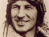 English: Charles Kingsford Smith in his flying gear.