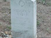 Medgar Evers (July 2, 1925–June 12, 1963) was an African American civil rights activist from Mississippi.