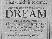 English: *Source: Drboisclair 13:17, 8 February 2007 (UTC), scanned from book in public domain Description: Title page of Pilgrim's Progress Date: 1678 Author: John Bunyan (1628-1688)