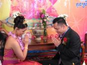 Cambodian sampeah (greeting gesture)