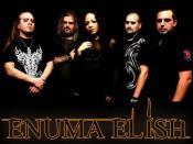 Español: Foto Oficial de ENUMA ELISH, formación Enero 2010. Foto realizada por Geles Lasén y de uso público