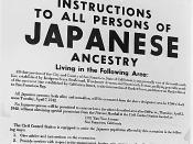 Français : Affiche ordonnant l'internement des citoyens américains d'origine japonaise dans le comté de San Fransico, Californie.