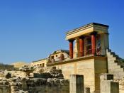Minos's Palace.