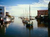 Belize City Boats