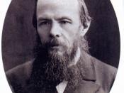 Photo of F. Dostoevsky Русский: Фёдор Михайлович Достоевский Suomi: Fjodor Mihailovitš Dostojevski Svenska: Fjodor Dostojevskij