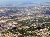 Sarasota - Gulf Gate East and Vicinity from the Air