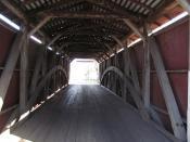 Bucher's Mill Covered Bridge - Denver, Pennsylvania