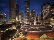 Lau Pa Sat, Singapore – HDR Version