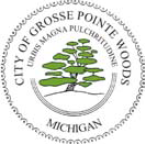 Official seal of Grosse Pointe Woods, Michigan