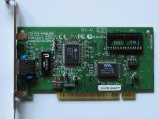 English: Fast Ethernet PCI Network Interface Card SN5100TX (VIA VT86C100A) Deutsch: Fast Ethernet PCI Network Interface Card SN5100TX (VIA VT86C100A)