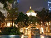 Legislative Council Building at Central