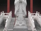 Kong Fuzi (Latin: Confucius)
