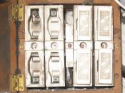 MEM Kantark fusebox