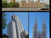 English: Gothic Revival architecture