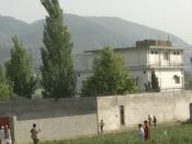 English: Osama bin Laden Compound Italiano: Il complesso di Osama Bin Laden