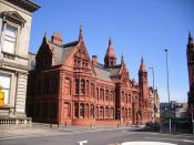 Birmingham Magistrates' Courts / Victoria Law Courts