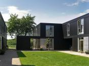 bbb low-cost housing, tegnestuen vandkunsten